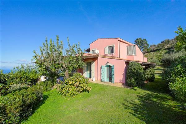 Villa di Sole in Provincia di Messina