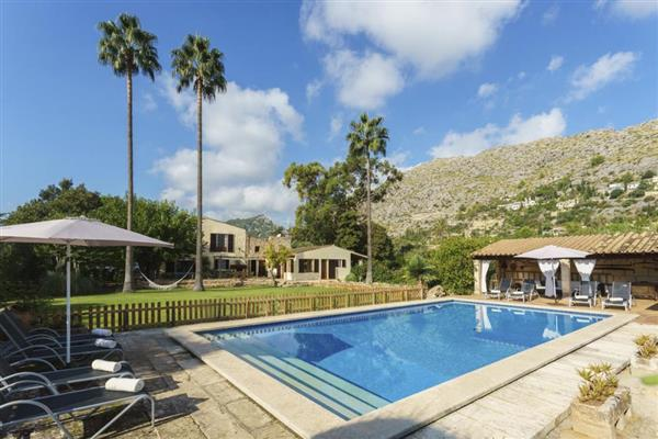 Villa la Vista in Illes Balears
