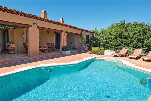 Villa le Mandorle in Sardinia