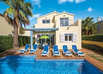 Villas Amarillas in Menorca