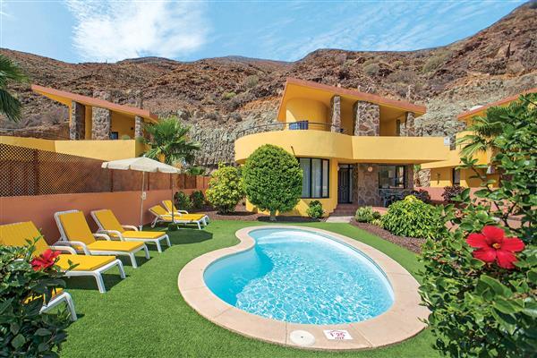 Villas Flores in Gran Canaria