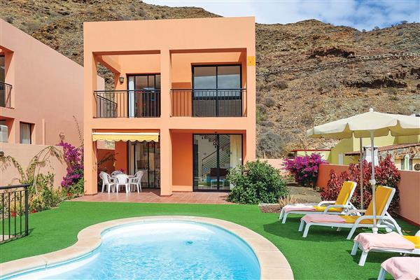 Photos of villas lunas in tauro gran canaria - Living in gran canaria ...