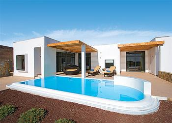 Villas Playitas in Fuerteventura