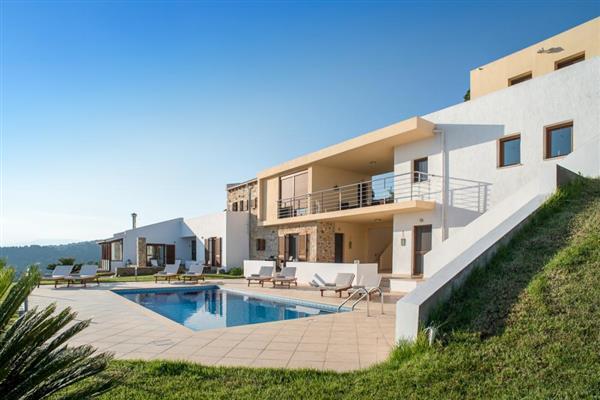 Villas Stamatis A in Thessalia