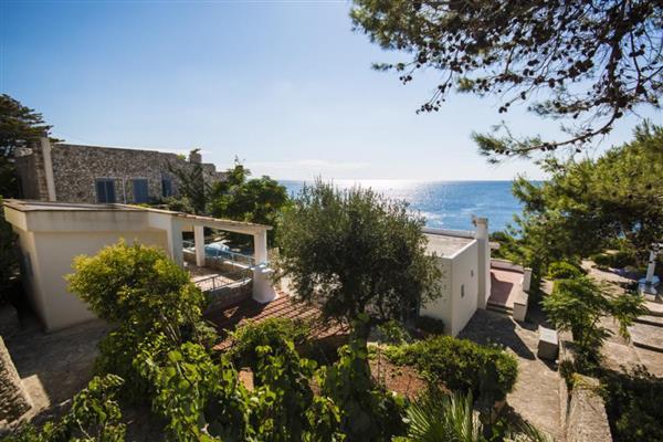 Vista Kerkyra in Provincia di Lecce
